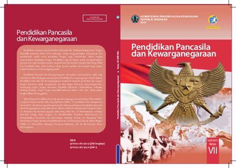 Buku Ppkn buku ppkn kelas vii k13