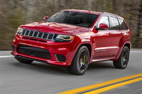 Jeep Trackhawk Hennessey Performance
