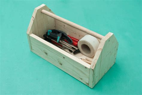 wooden tool box craft projects wooden