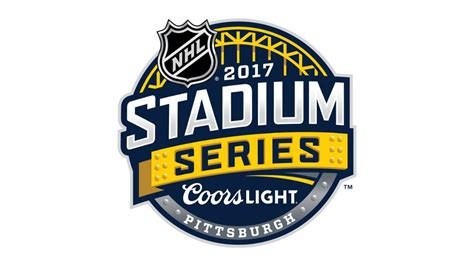 coors light outdoor series 2017 coors light nhl stadium series logo revealed nhl
