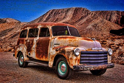 1950 chevrolet suburban carry all photograph by tim mccullough