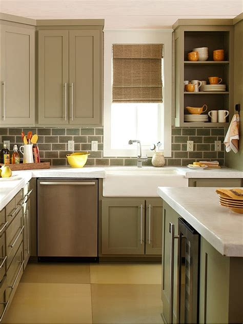 cabinet colors for small kitchen modern furniture 2014 tips for open living spaces