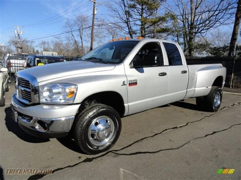 2008 dodge 3500 dually for sale 2008 dodge ram 3500 st cab 4x4 dually in bright