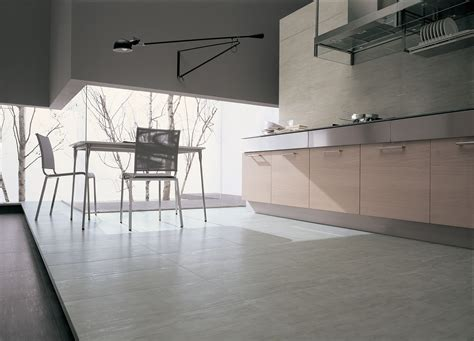 Artech Kitchens by Porcelain Stoneware Wall Floor Tiles With Metal Effect