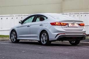 Hyundai Elantra Cars Hyundai Elantra 1 6 Turbo Elite Sport 2017 Review