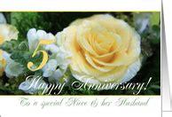 Wedding Anniversary Cards For Niece by Wedding Anniversary Cards For Niece Husband From