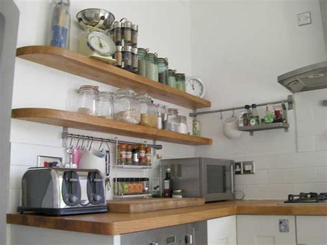 Shelves Out Of Butcher Block To Match Counter Kitchen Butcher Block Shelves