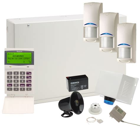 Alarm Bosch Alarm Pack 4 From 16 Zones Bosch Solution 6000 Serious Security Sydney