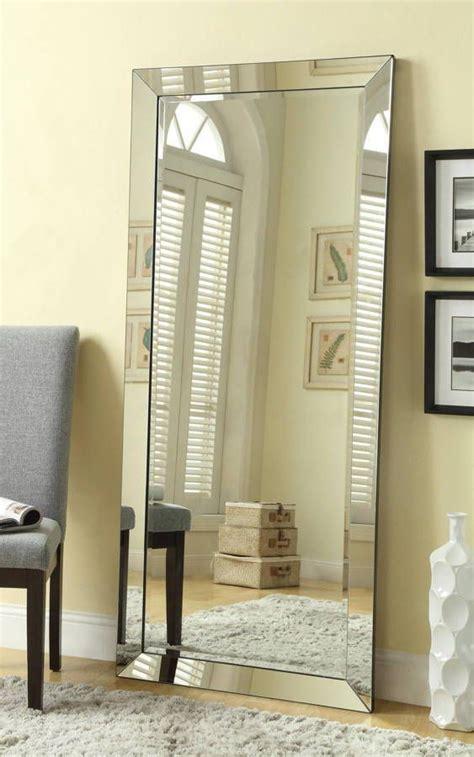 best 25 leaning mirror ideas on floor mirror