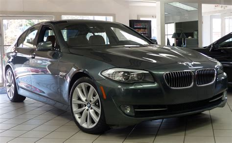 Bmw 535i 2012 by Used 2012 Bmw 5 Series 535i Xdrive Marietta Ga