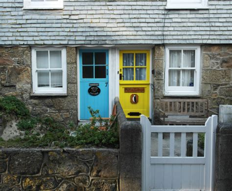 Fisherman S Cottage St Ives by An April Trip To St Ives Pink Wellingtons