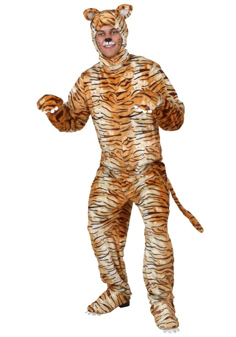 tiger costume plus size tiger costume