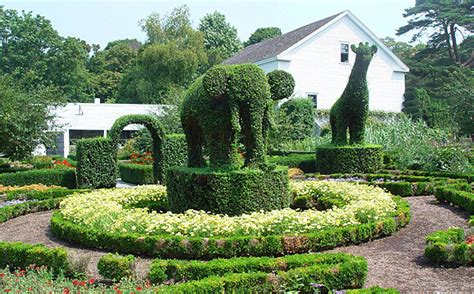green animals topiary garden 25 most amazing sculpture gardens in the world best