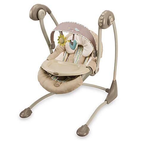 kids ii swing kids ii 174 boppy 174 swing in comfort infant swing bed bath