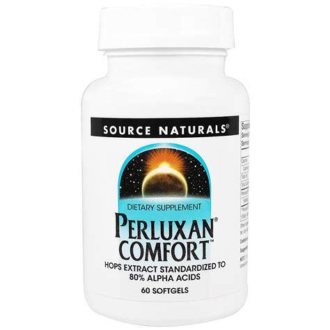 source of comfort source naturals perluxan comfort 60 softgels iherb com