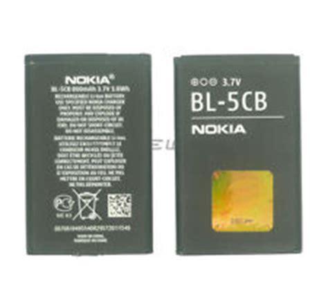 Baterai Nokia Bl5cb Bl 5cb For Nokia C1 01 C1 02 X2 05 Original genuine original nokia battery bl 5cb phone batteries