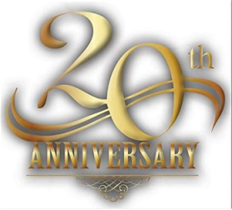 20th Wedding Anniversary Event Ideas by 20th Anniversary Gift Ideas For See What Our Experts