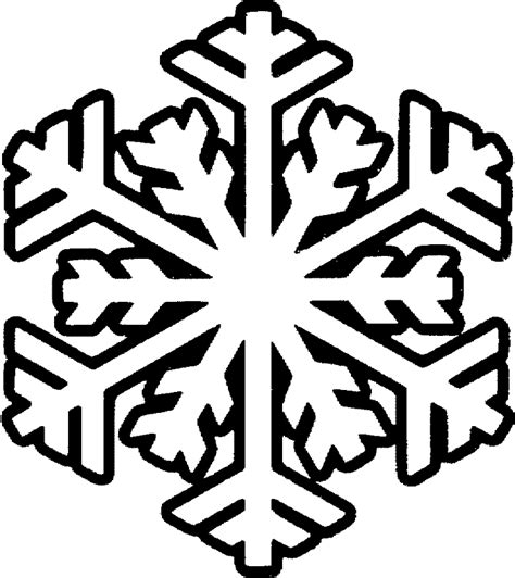 snowflake pattern clipart snowflake line art cliparts co