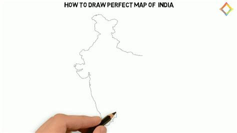 Feature Step Outline by How To Draw The Map Of India Draw India Map Step By Step Outline Map Of India Drawing Random
