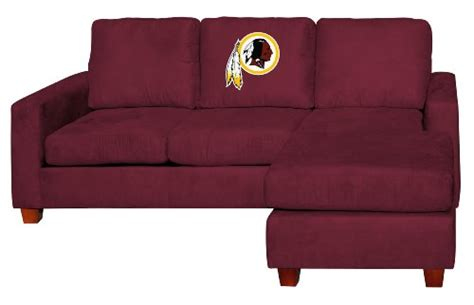 recliners home team nfl washington redskins front row sofa