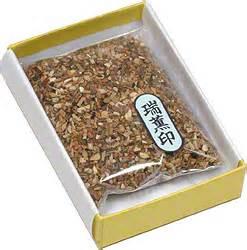 Sho Herbal Essences baieido japanese incense coil incenses