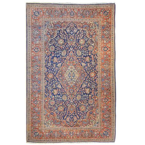 amazing rugs amazing early 20th century kashan rug for sale at 1stdibs