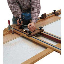 woodworkers journal dado jig plan rockler woodworking
