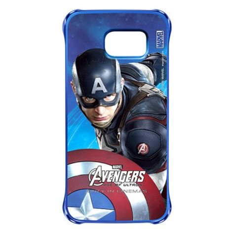 Casing Soft Captain America Marvel For Iphone 6 6s official samsung marvel galaxy s6 captain america