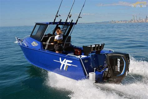 yellowfin boats review quintrex yellowfin 6700 hard top review
