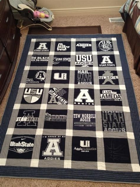 Blanket Out Of T Shirts by 125 Best Images About T Shirt Quilts On