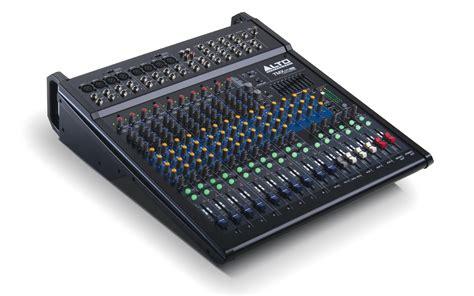 Power Mixer Haymer Pmv 120 U 12 Channel 250watt Asli Murni alto professional empire tmx120dfx 12 channel powered mixer w effects