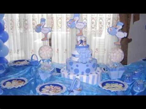 decoracion de mesa baby shower