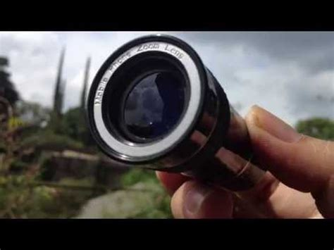 Lensa Tele Untuk Handphone lensa tele 10x zoom untuk handphone