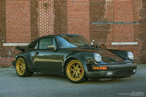 porsche 18 wheels featured fitment 930 porsche 911 turbo with brixton