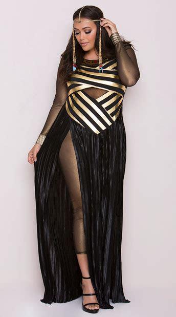 size goddess isis costume  size egyptian costume
