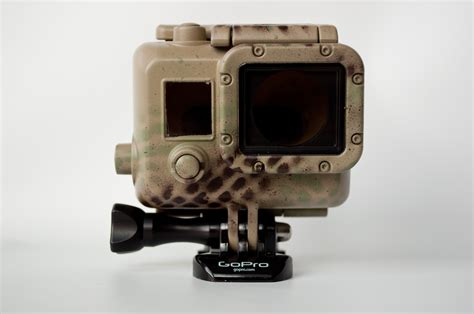 gopro housing gopro hero 3 3 4 custom painted black waterproof housing ahdrh 301b gopro hd