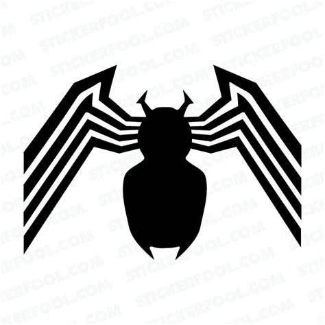 Sticker Laptop Venom 01 venom decal sticker 1 vinyl sticker provider