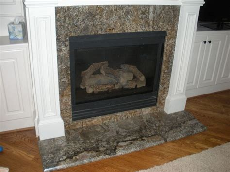 granite tile fireplace surround quotes
