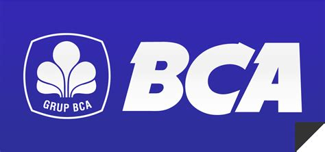 bca bank logo bank bca bank central asia logodesain