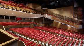 Queen Elizabeth Theatre Floor Plan Theatres And Performance Spaces City Of Vancouver