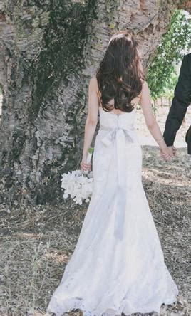 13572 Flower Dress jim hjelm 8210 990 size 6 used wedding dresses