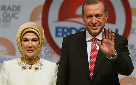 emine erdogan biography dear president erdogan you re the one who doesn t get it