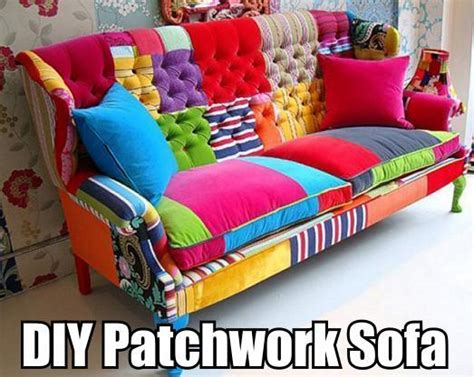 funky couch covers patchwork sofa on pinterest patchwork chair vintage