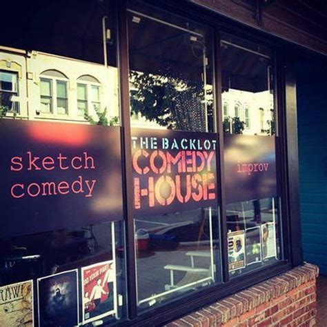 Comedy House by Stuff The Backlot Comedy House Oshkosh Traveller