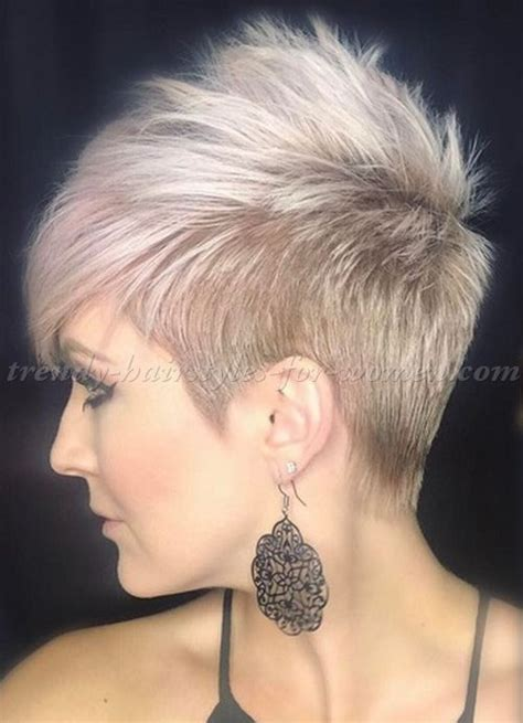 short spikey hair styles pink streak 443 best images about short hairstyles on pinterest top
