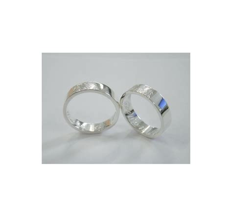 fingerprint wedding ring joyeria harmony