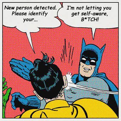 Batman And Robin Memes - yakety yak xbox one will talk back
