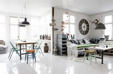 retro home interiors een industrieel interieur naleven nieuwe wonen