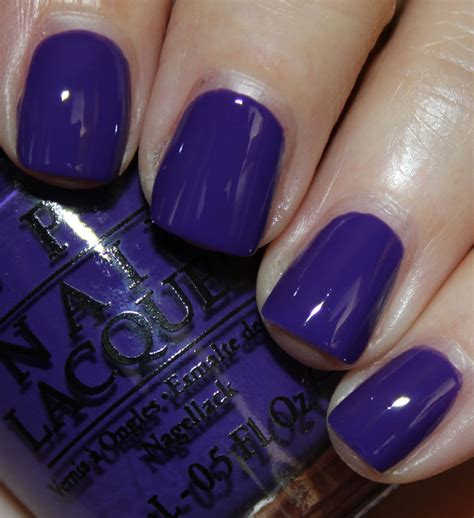 Opi Do You This Color In Stock Holm nordic collection by opi swatches review vy varnish