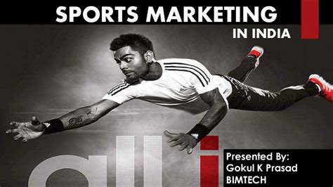 Sports Marketing 1 sports marketing in india